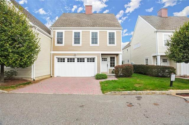 77 Havemeyer Lane #14, Stamford, CT 06902 (MLS #170342007) :: Frank Schiavone with William Raveis Real Estate