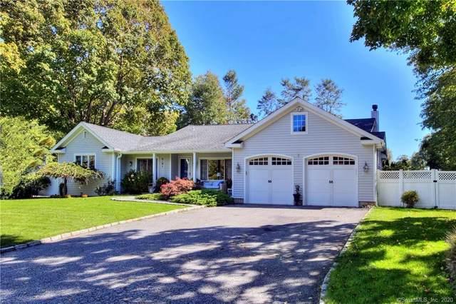 15 Guyer Road, Westport, CT 06880 (MLS #170342046) :: Frank Schiavone with William Raveis Real Estate