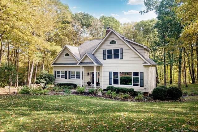 30 Cooper Road, Ridgefield, CT 06877 (MLS #170342216) :: Michael & Associates Premium Properties | MAPP TEAM