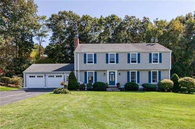 12 Baldwin Drive, Waterford, CT 06385 (MLS #170342230) :: GEN Next Real Estate