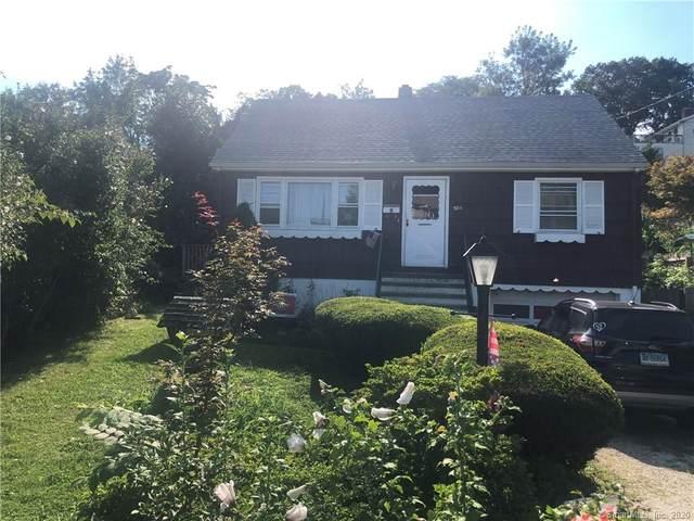 50 1/2 Glasser Street, Norwalk, CT 06854 (MLS #170342310) :: Frank Schiavone with William Raveis Real Estate