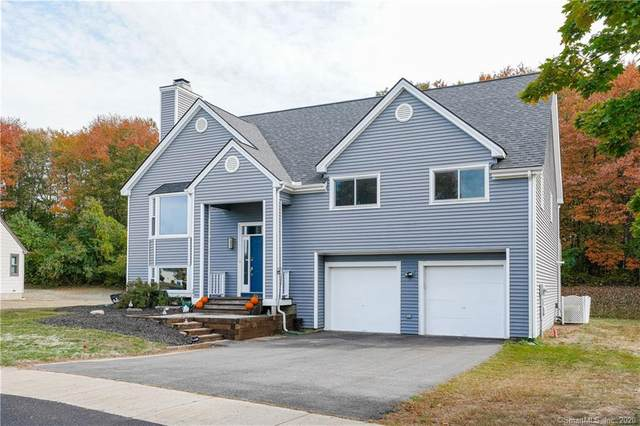 82 Meadowbrook Drive, Manchester, CT 06042 (MLS #170342327) :: Spectrum Real Estate Consultants