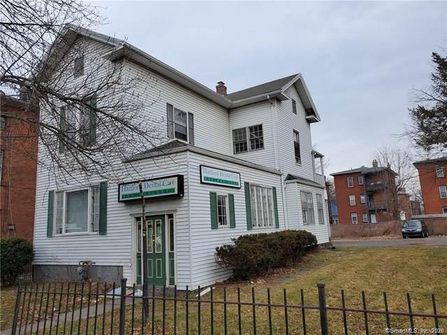18 Madison Street, Hartford, CT 06106 (MLS #170342353) :: Frank Schiavone with William Raveis Real Estate