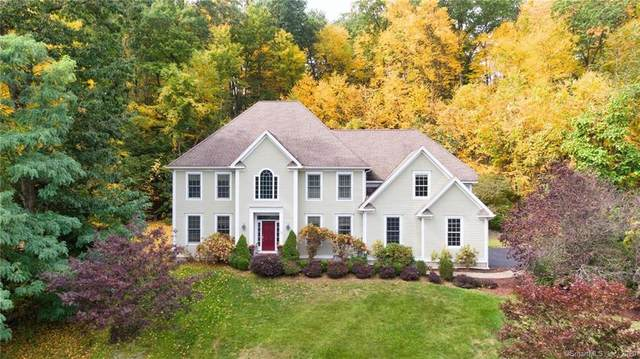 11 Quail Ridge, Avon, CT 06001 (MLS #170342408) :: Frank Schiavone with William Raveis Real Estate