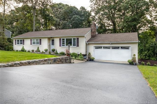 84 Randall Drive, Trumbull, CT 06611 (MLS #170342416) :: Frank Schiavone with William Raveis Real Estate