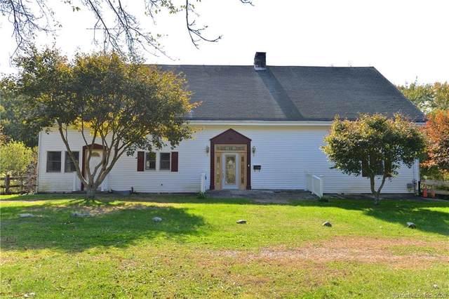 145 Boggs Hill Road, Newtown, CT 06470 (MLS #170342434) :: Kendall Group Real Estate | Keller Williams
