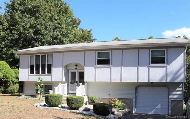 85 Crestwood Drive, Naugatuck, CT 06770 (MLS #170342501) :: Coldwell Banker Premiere Realtors
