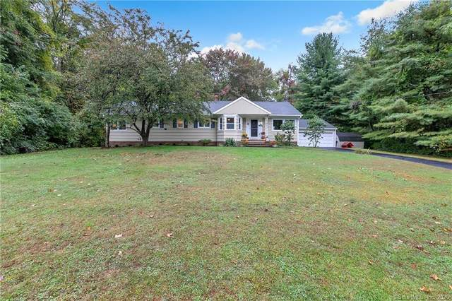 23 Old Orchard Lane, Trumbull, CT 06611 (MLS #170342505) :: Frank Schiavone with William Raveis Real Estate