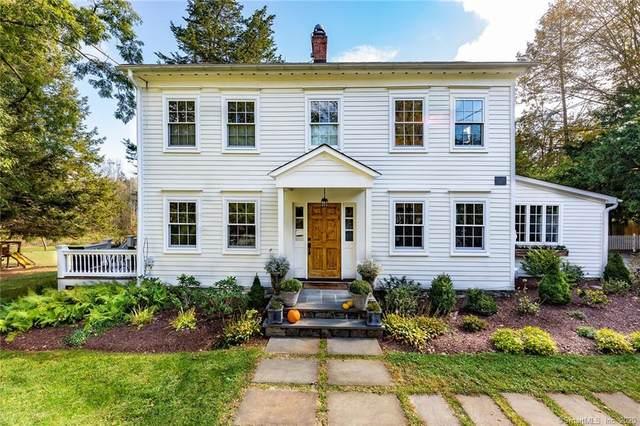 620 Ridgebury Road, Ridgefield, CT 06877 (MLS #170342520) :: GEN Next Real Estate