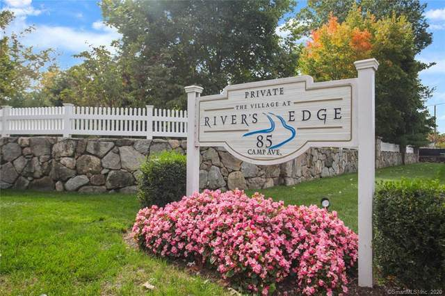 85 Camp Avenue 16Q, Stamford, CT 06907 (MLS #170342549) :: GEN Next Real Estate
