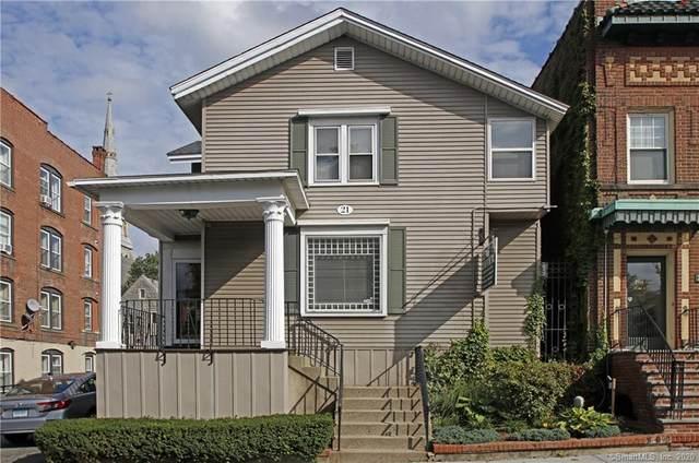 21 State Street, Waterbury, CT 06702 (MLS #170342650) :: Michael & Associates Premium Properties | MAPP TEAM