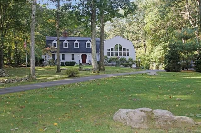 17 Mayflower Drive, Wilton, CT 06897 (MLS #170342725) :: GEN Next Real Estate