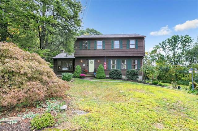 148 Village Drive, Shelton, CT 06484 (MLS #170342731) :: Kendall Group Real Estate | Keller Williams