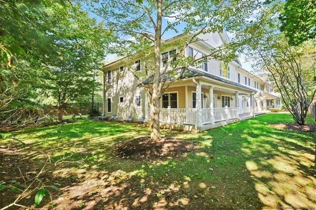 20 Cross Street #10, Westport, CT 06880 (MLS #170342813) :: Tim Dent Real Estate Group