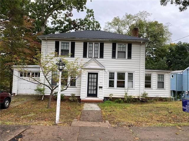 35 Vista Terrace, New Haven, CT 06515 (MLS #170342849) :: Carbutti & Co Realtors
