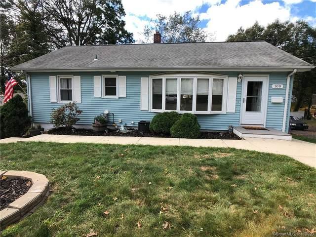 100 Sumac Street, West Haven, CT 06516 (MLS #170342851) :: Frank Schiavone with William Raveis Real Estate