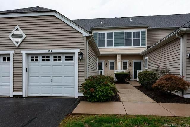 39 Ives Street #103, Hamden, CT 06518 (MLS #170342861) :: Frank Schiavone with William Raveis Real Estate