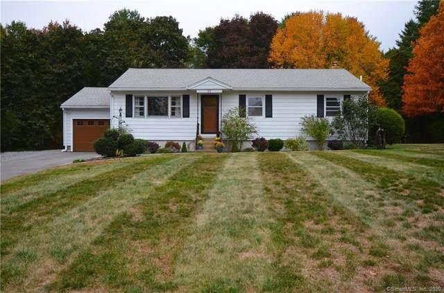 23 Gardner Acres Road, Norwich, CT 06360 (MLS #170342986) :: GEN Next Real Estate