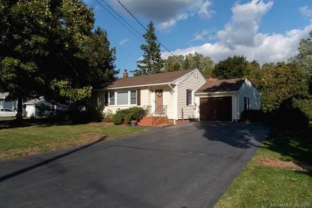 153 Rockview Drive, Cheshire, CT 06410 (MLS #170343073) :: Kendall Group Real Estate | Keller Williams