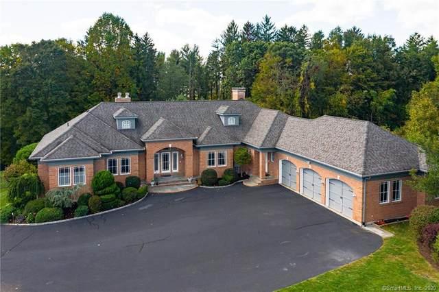 6 Hamlin Court, Brookfield, CT 06804 (MLS #170343130) :: Kendall Group Real Estate | Keller Williams