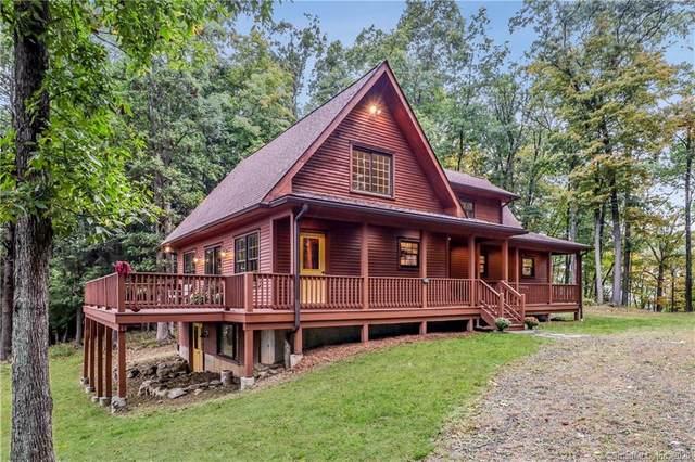 45 Merry Acres Lane, New Milford, CT 06776 (MLS #170343292) :: GEN Next Real Estate