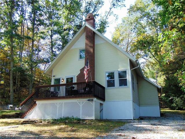 305 Lake Shore Drive, East Haddam, CT 06423 (MLS #170343316) :: Frank Schiavone with William Raveis Real Estate