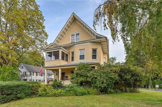 32 Gilbert Street, Ridgefield, CT 06877 (MLS #170343360) :: GEN Next Real Estate