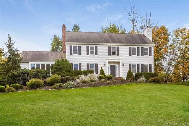 5 Berthier Place, Ridgefield, CT 06877 (MLS #170343444) :: Frank Schiavone with William Raveis Real Estate