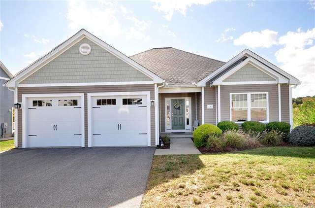 45 Roberts Trace, Bristol, CT 06010 (MLS #170343460) :: Frank Schiavone with William Raveis Real Estate