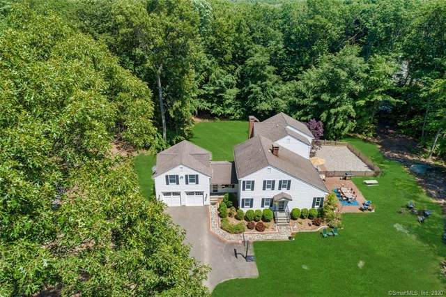 375 Good Hill Road, Weston, CT 06883 (MLS #170343564) :: Michael & Associates Premium Properties | MAPP TEAM