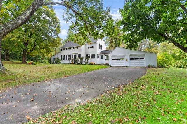 4 Boggs Hill Road, Newtown, CT 06470 (MLS #170343581) :: GEN Next Real Estate