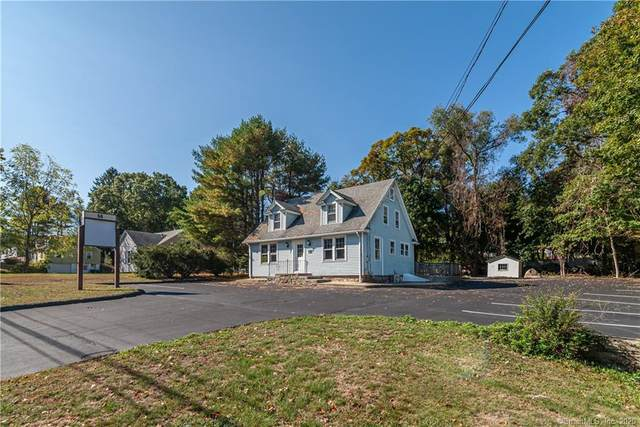 58 Norwich Road, Waterford, CT 06375 (MLS #170343689) :: GEN Next Real Estate