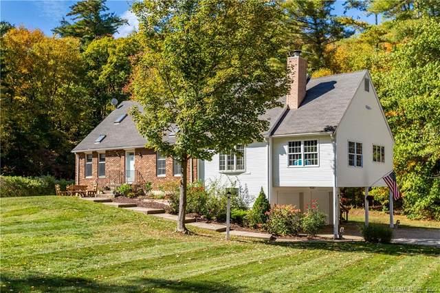 367 W Mountain Road, Simsbury, CT 06092 (MLS #170343692) :: Kendall Group Real Estate | Keller Williams