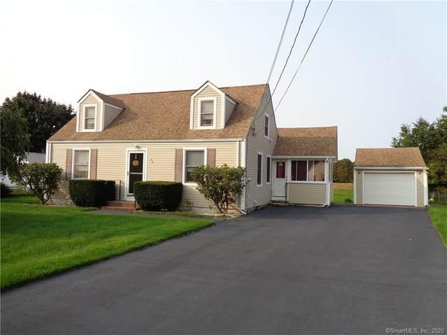 72 Glenmoor Drive, East Haven, CT 06512 (MLS #170343750) :: Frank Schiavone with William Raveis Real Estate