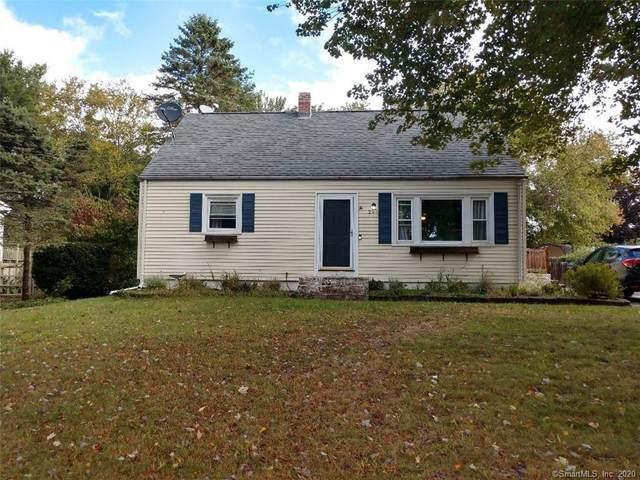 29 Oak Hill Road, Montville, CT 06370 (MLS #170343786) :: Michael & Associates Premium Properties | MAPP TEAM