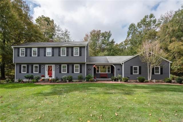 34 Brookwood Drive, Newtown, CT 06470 (MLS #170343840) :: Around Town Real Estate Team