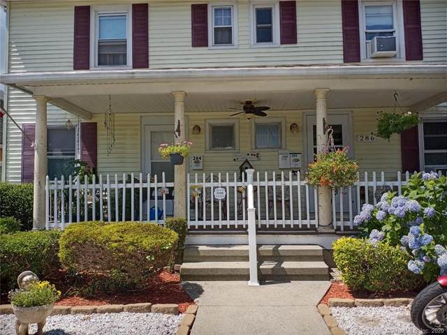 284 Crystal Avenue, New London, CT 06320 (MLS #170343848) :: The Higgins Group - The CT Home Finder