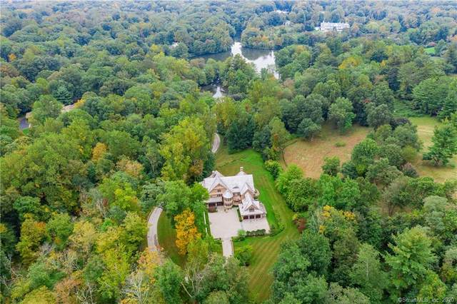 45 Wilshire Road, Greenwich, CT 06831 (MLS #170343914) :: Frank Schiavone with William Raveis Real Estate