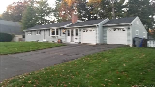 4 Donna Street, Enfield, CT 06082 (MLS #170343936) :: GEN Next Real Estate