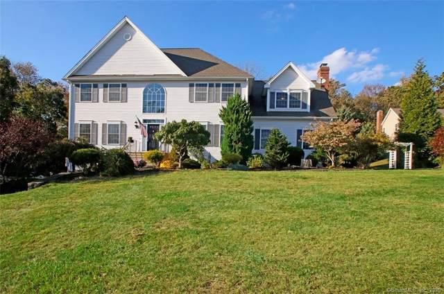22 Pepperidge Road, Newtown, CT 06470 (MLS #170343944) :: Kendall Group Real Estate | Keller Williams