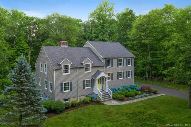 95 Seir Hill Road, Wilton, CT 06897 (MLS #170344035) :: Michael & Associates Premium Properties | MAPP TEAM