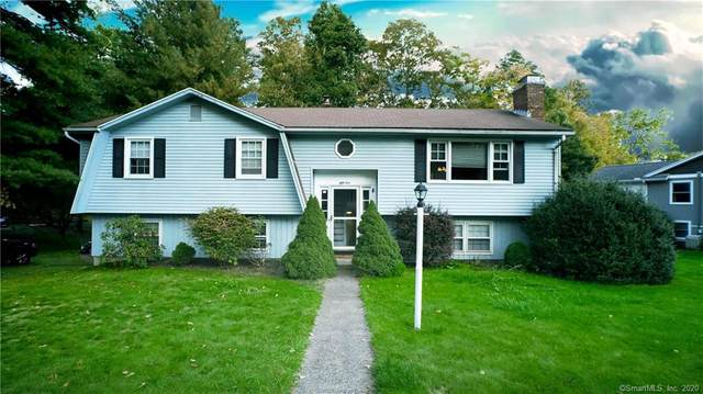 51 Spring Glen Drive, Meriden, CT 06451 (MLS #170344117) :: Team Phoenix