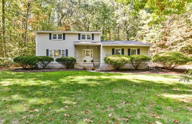 11 Elaine Drive, Simsbury, CT 06070 (MLS #170344133) :: Kendall Group Real Estate | Keller Williams