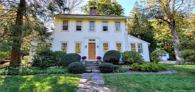 14 Grumman Avenue, Wilton, CT 06897 (MLS #170344134) :: Kendall Group Real Estate | Keller Williams