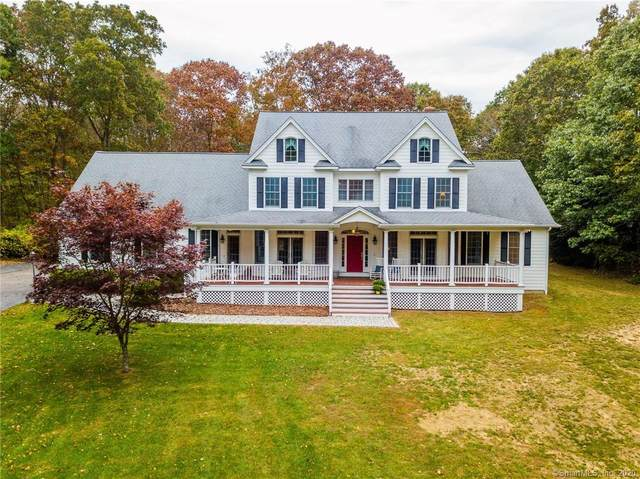 5 Susan Terrace, Waterford, CT 06385 (MLS #170344139) :: GEN Next Real Estate