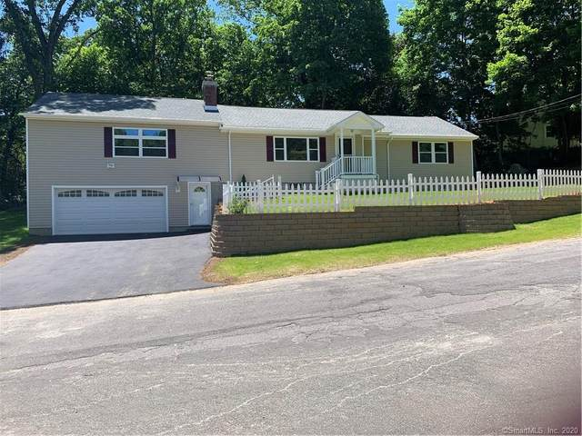 37 Round Hill Road, Trumbull, CT 06611 (MLS #170344169) :: GEN Next Real Estate
