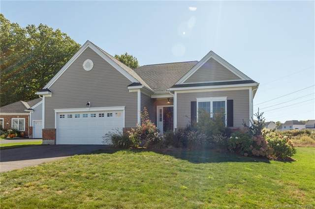 14 Franks Way #14, South Windsor, CT 06074 (MLS #170344200) :: NRG Real Estate Services, Inc.