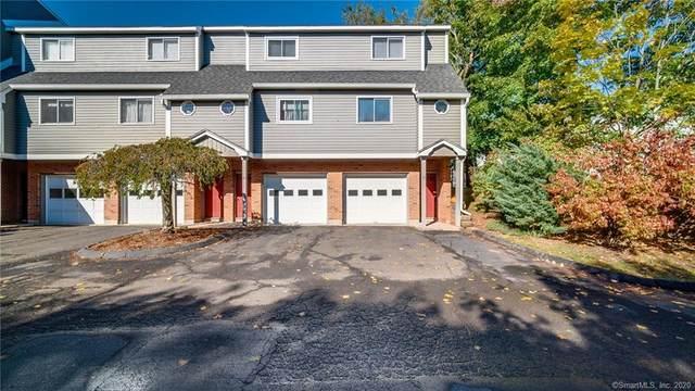 37 Woodley Court #17, Meriden, CT 06450 (MLS #170344242) :: GEN Next Real Estate