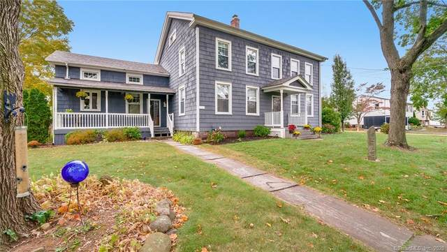451 Yale Avenue, Meriden, CT 06450 (MLS #170344262) :: Frank Schiavone with William Raveis Real Estate