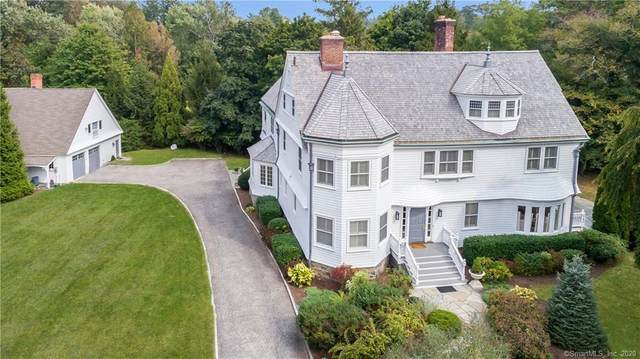 143 Otter Rock Drive, Greenwich, CT 06830 (MLS #170344268) :: Around Town Real Estate Team